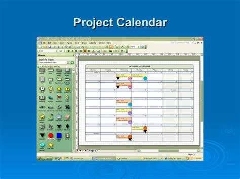 visio timeline tutorial visio tutorial