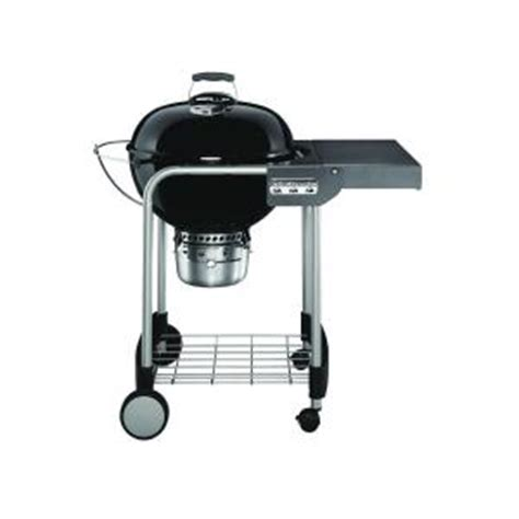 Weber Grills Home Depot by Weber Performer 22 In Charcoal Grill In Black 15301001