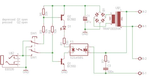 Solid State Relay Ssr S216s02 16a 250v Sharp Original Www Doc Diy Net Diy Opto Isolated Power Switch