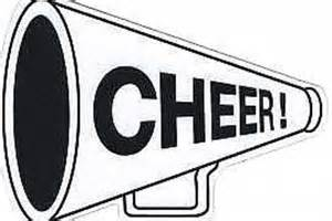Cheer Megaphone Template by Free Megaphone Template Coloring Pages
