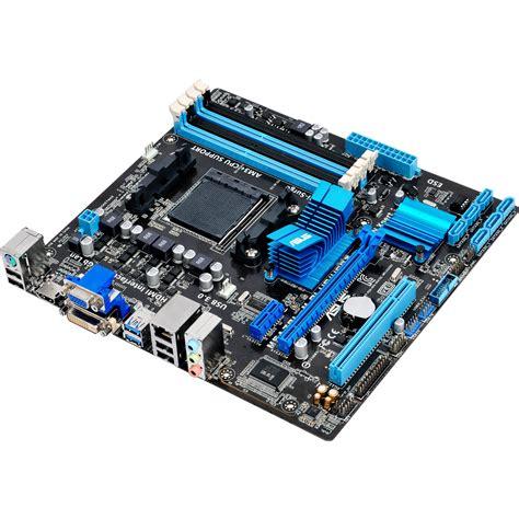 Motherboard Amd Socket Am3 asus m5a78l m plus usb3 am3 micro atx m5a78l m plus usb 3 b h