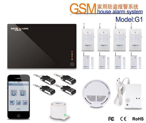 buy wholesale home alarm system parts from china