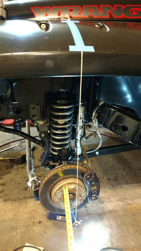 jeep jk alignment steering wheel wheel alignment jkowners jeep