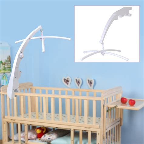 Diy Crib Mobile Arm by Diy Baby Kid Rotate Bed Crib Mobile Bell Holder