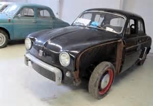 Www Renault Au Deux Gisements De Voitures Anciennes Mis Au Jour