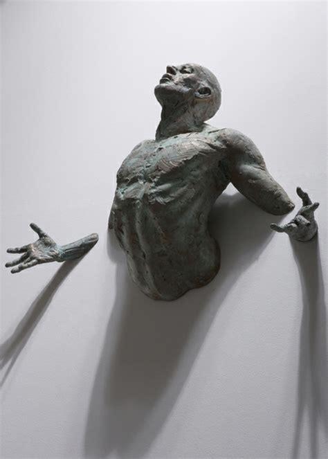 Matteo Pugliese Kaufen by Unglaubliche Realistische Wand Skulpturen Matteo Pugliese
