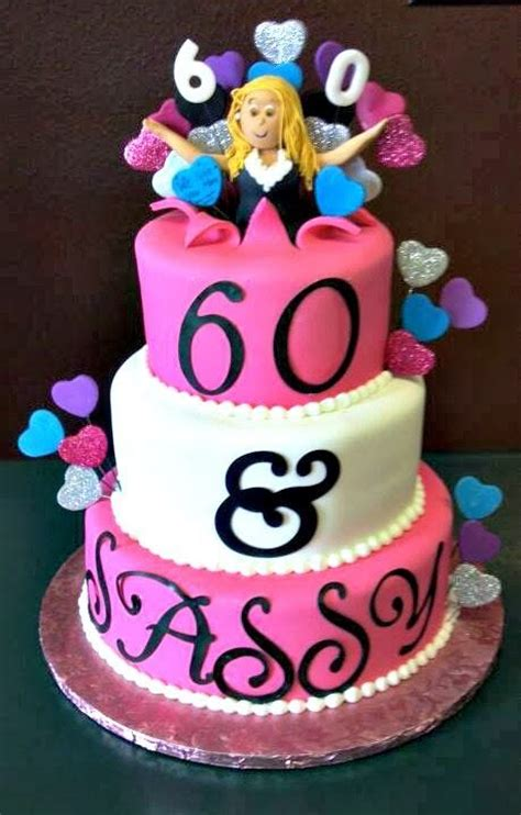 60 birthday cake ideas   A Birthday Cake