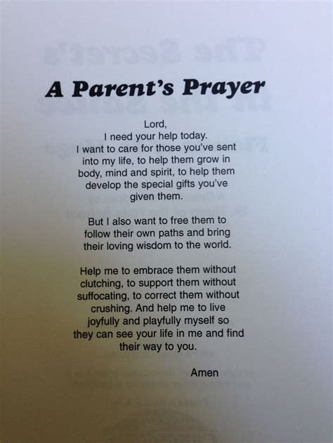 a s prayer 17 best images about parents prayer on digital mothers and wall quotes