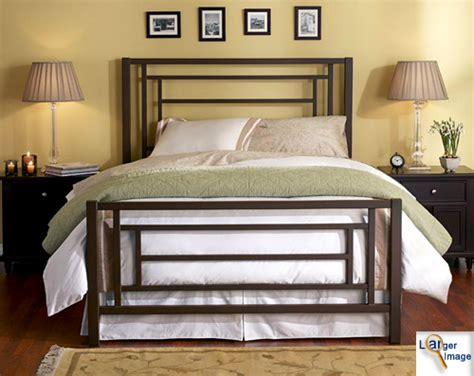 American Iron Bed Company by Iron Beds The American Iron Bed Co Sunset Iron Bed