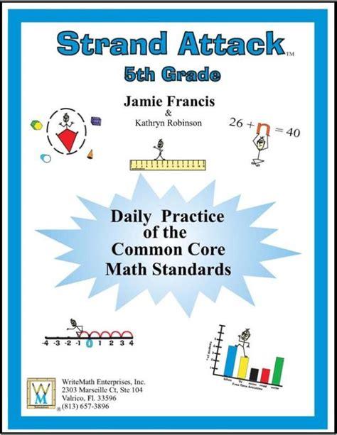 5th grade common math worksheets