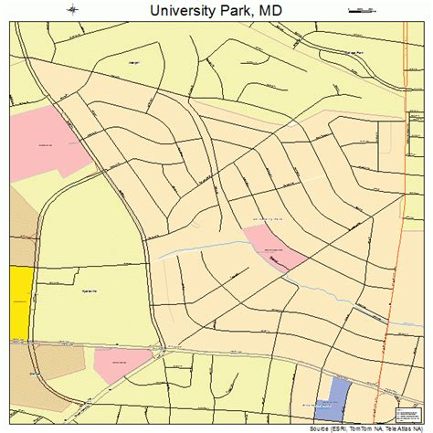 maryland map college park park maryland map 2479675