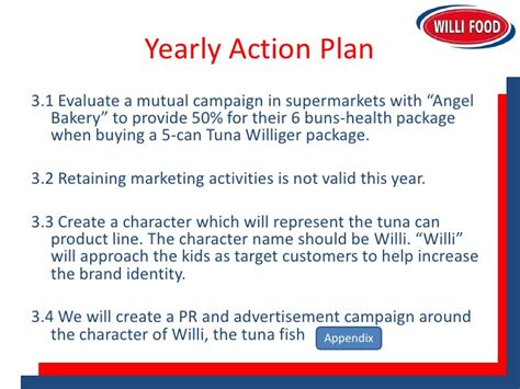 free marketing plan sample of a food manufacturer and