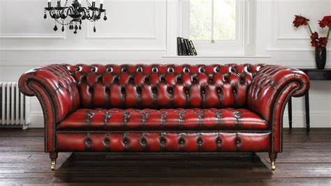 looking for a brown chesterfield sofa