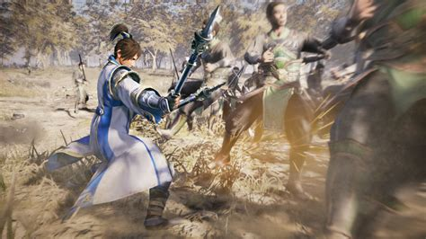 new year warriors 2018 dynasty warriors 9 arrives in early 2018 new gameplay