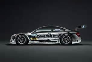 Racing Mercedes 2012 Mercedes C Coupe Amg Dtm Race Car Photo 3 3