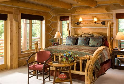 Home Interior by Log Home Interiors