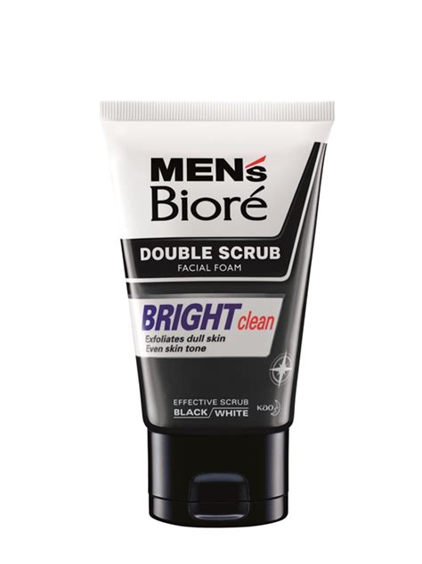 conquer dirt acne with the new men s biore