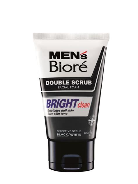 Biore Scrub Bright conquer dirt acne with the new s biore