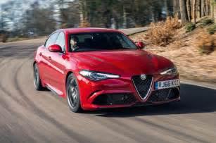 Giulia Alfa Romeo Alfa Romeo Giulia Quadrifoglio Review 2017 Autocar