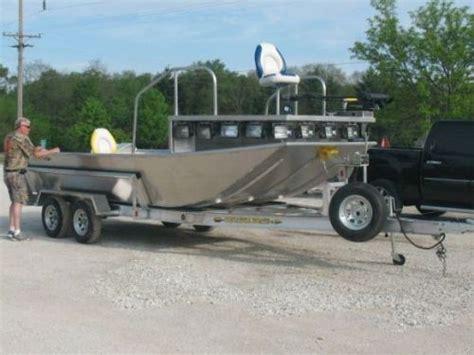 bowfishing boat gear aluminum bowfishing boats for sale boats pinterest