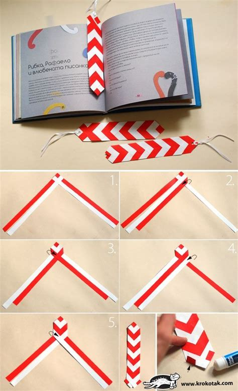How To Make Paper Bookmarks - chevron bookmark save my page 30 diy bookmarks to