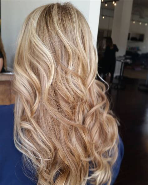 honey blonde with highlights and lowlights blonde hair with ginger highlights hairs picture gallery