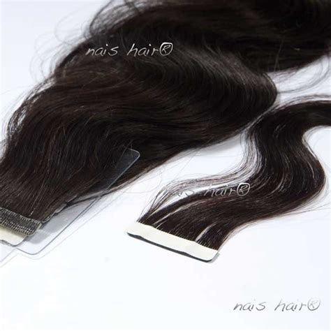 20 inch 1b black wavy hair extensions wavy 1b black 20 inch