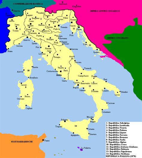 consolato italiano in grecia ucronia 1848 nasce la repubblica italiana