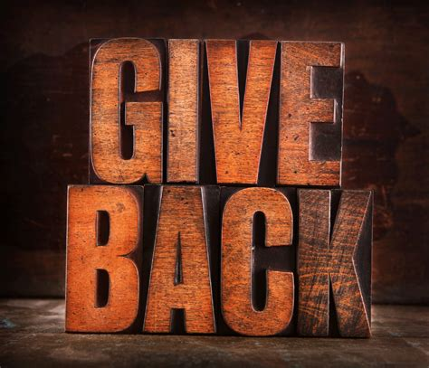 how to give give back or die half on tech