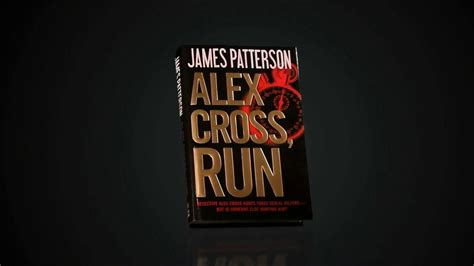 alex cross run alex james patterson quot alex cross run quot tv commercial ispot tv
