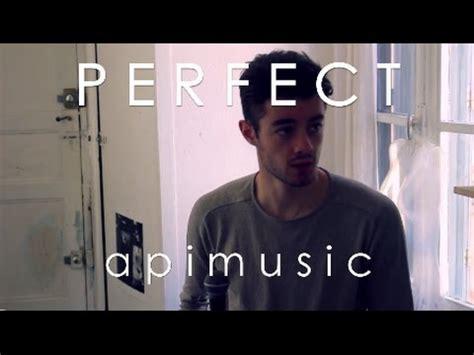 ed sheeran perfect in french ed sheeran perfect apimusic french cover youtube