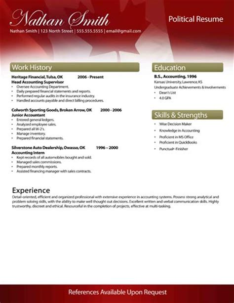 canadian resume template word 28 images resume format