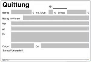 Word Vorlage Quittungsbeleg 8 Quittungsvordruck Bewerbungsschreiben