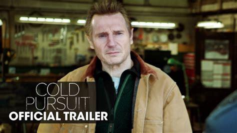 emmy rossum cold pursuit cold pursuit 2019 trailer liam neeson emmy rossum