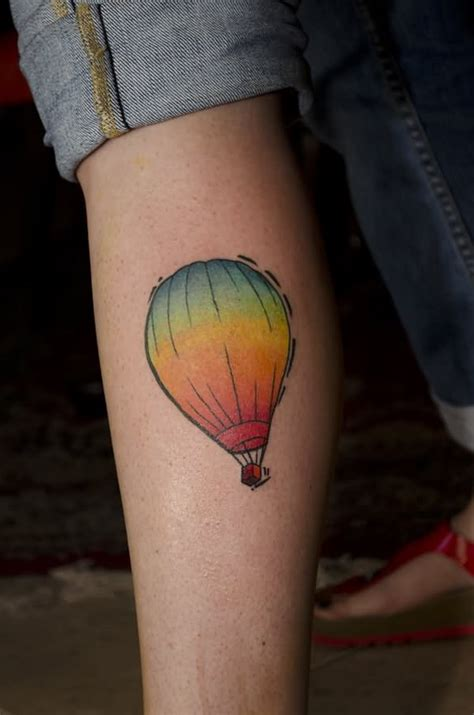 balloon tattoos 54 balloon tattoos