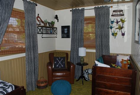 outdoor themed baby room august vaughn s eclectic outdoor inspired serene adventure