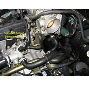 Nissan Altima Crankshaft &amp Camshaft Sensor Replacement