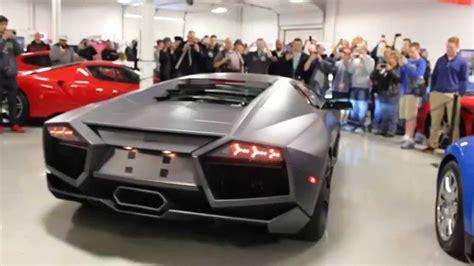 Lamborghini Start Lamborghini Reventon Start Up