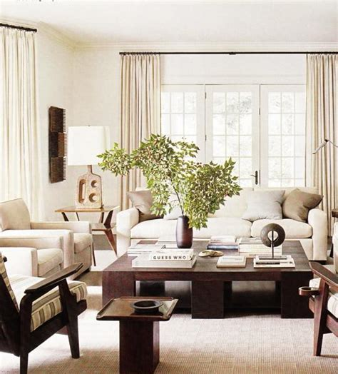 ivory sofa decorating ideas monochromatic living room traditional living room