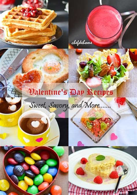 20 sweet and savory s day recipes meals