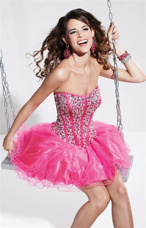hannah   sexy ballerina dress prom dress