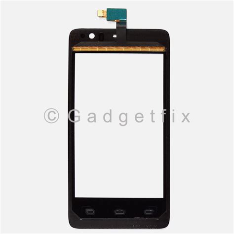 Hp Zte Sonata 2 usa touch screen digitizer outer glass replacement parts