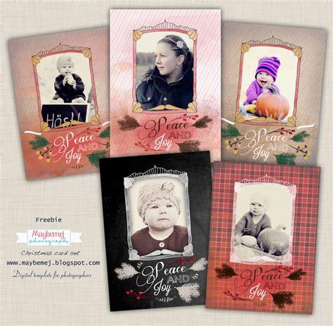 Fotograf P 229 Sm 246 Gen Digital Freebie Christmas Card Templates Free Digital Card Templates