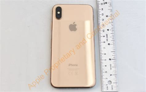 did the fcc just leak photos of a gold iphone x bgr