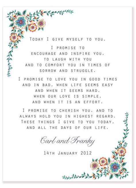 wedding vows best photos   Page 3 of 4   Cute Wedding Ideas
