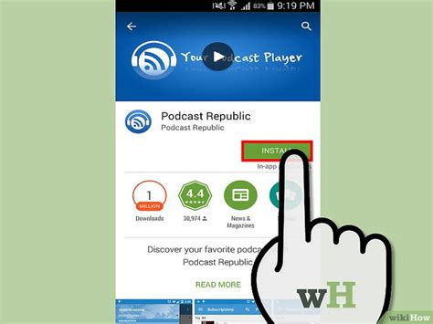 itunes podcast android come ascoltare podcast con itunes su android wikihow