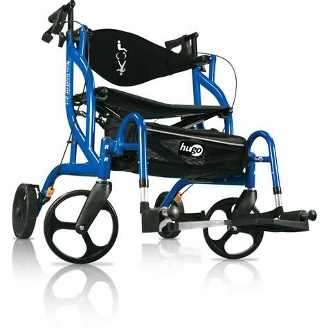 hugo walker transport chair hugo navigator rollator transport chair hugo mobility