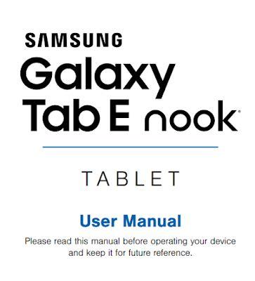 samsung galaxy tab e manual manual pdf