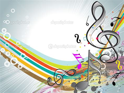 wallpaper colorful music colorful music notes wallpaper clipart panda free