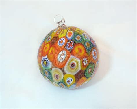 murano ornaments murano glass multicolor tree ornament murano